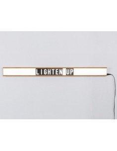 ZUIVER Lampe boite à message