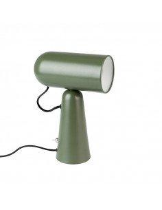 WHITE LABEL LIVING Lampe à poser Vesper vert