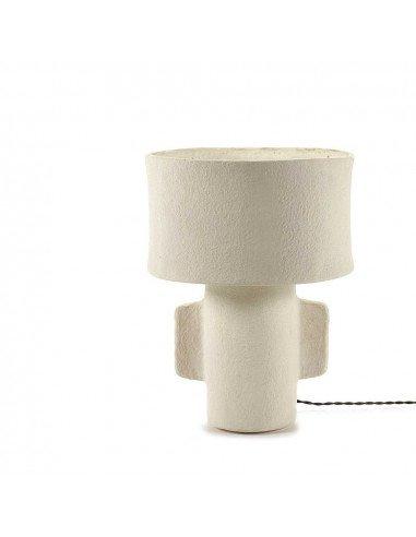 SERAX Lampe de table Earth Abat-jour rond
