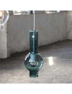 SERAX Suspension bulbe vert