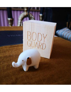 RÄDER DESIGN Eléphant en porcelaine