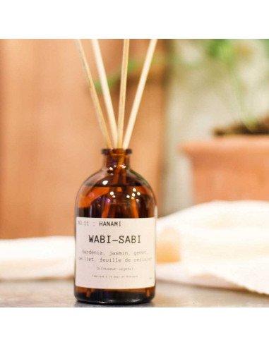 WABI-SABI Diffuseur Végétal Hanami