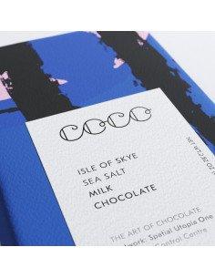 Coco Chocolatier Chocolat Pointe de sel