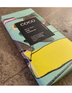 Coco Chocolatier Chocolat Gin Tonic