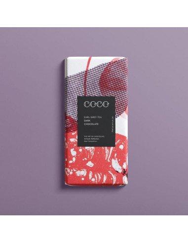Coco Chocolatier Chocolat Earl Grey