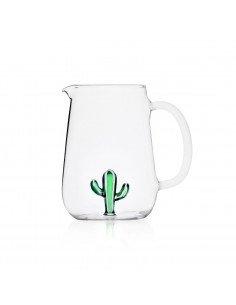 ICHENDORF Desert Plants Pichet cactus vert
