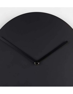 ZUIVER Pendule Minimale noir