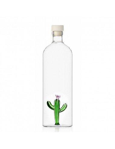 ICHENDORF Desert Plants Bouteille Cactus vert
