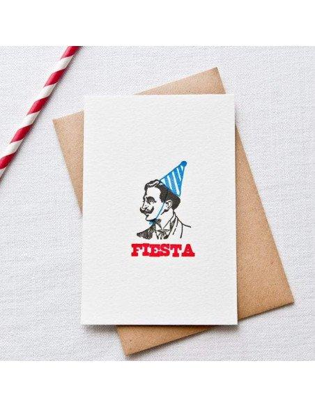 Pappus Editions - Carte Fiesta