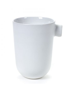 Serax Tasse porcelaine blanche Catherine Lovatt