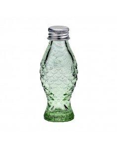 Serax design Paola Navone Mini bouteille poisson