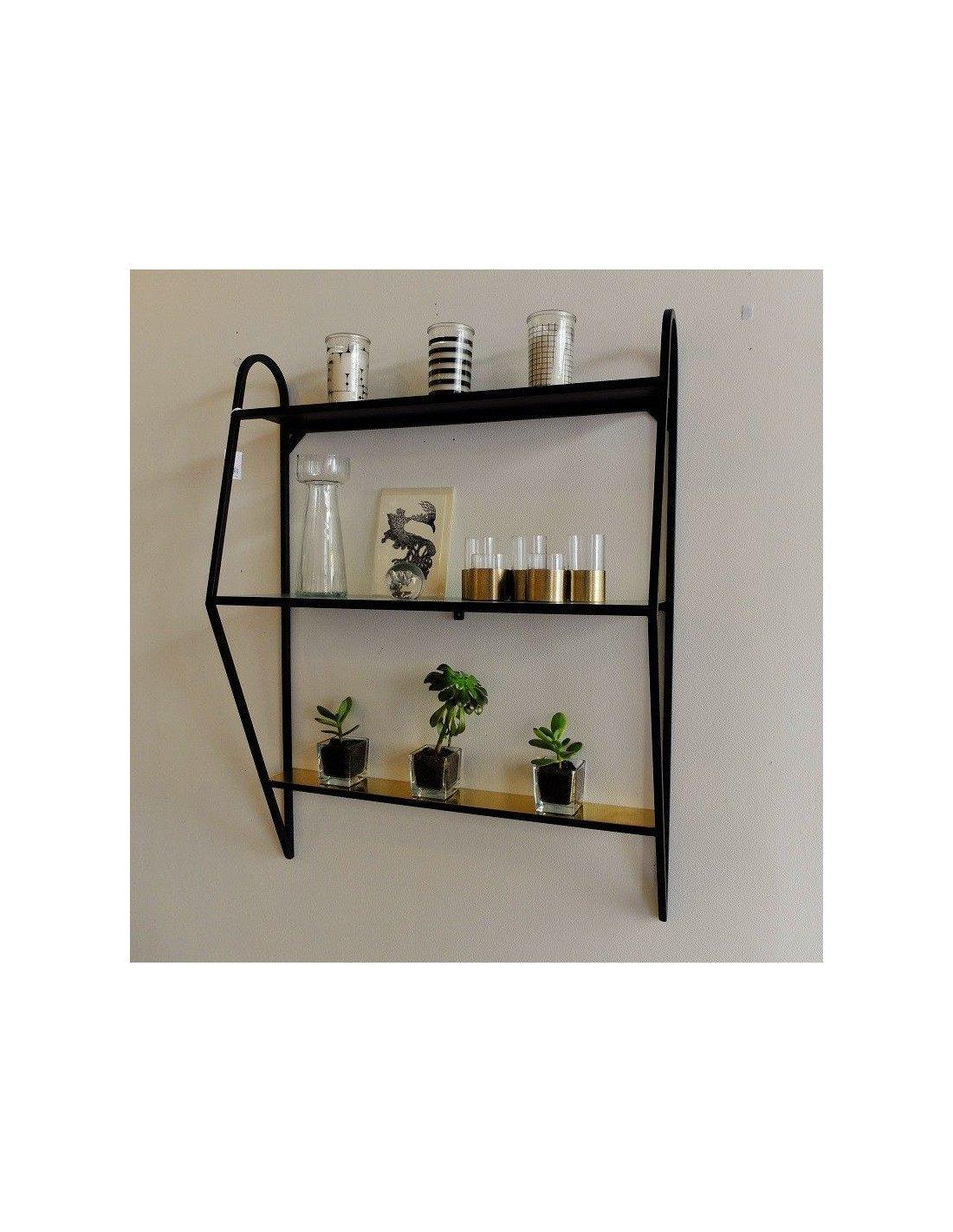 serax etag re au design sixties bois et m tal design pj mares. Black Bedroom Furniture Sets. Home Design Ideas