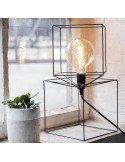 serax lampe luminaire design antonino sciortino decoration indus loft scandinave metal noir Trompe l\'oeil