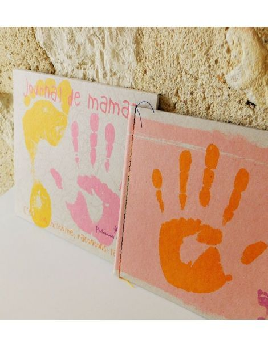 Journal album à personnaliser de maman Patricia Doré