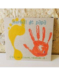 Journal de Papa patricia doré cadeau fête des pères