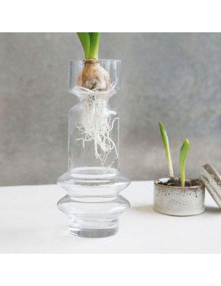 Vase Sapa transparent