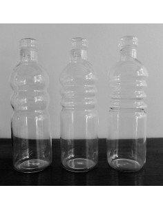 Bouteille à eau en verre PM façon plastique serax