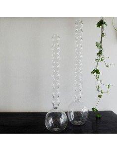 Vase chenille en duo design rene barba serax