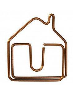 Trombones fantaisie papeterie maison cuivre