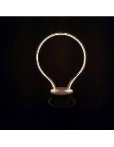 Ampoule Silhouette led bazardeluxe minimaliste design
