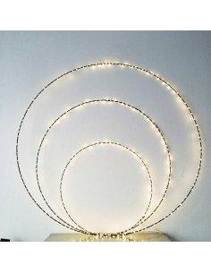 Cercle lumineux Eclipse 50 cm