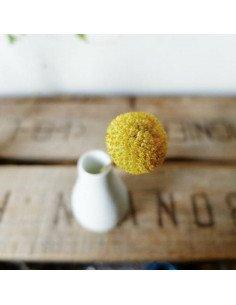 Mini vases en porcelaine blancbe räder décoration scandinave