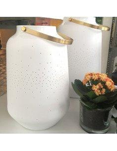 Räder Design | Lanterne porcelaine