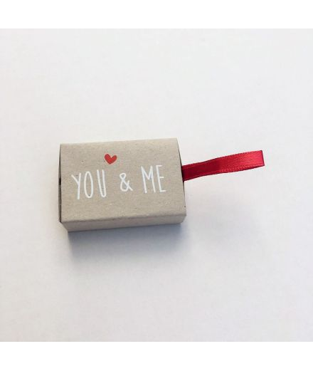 "Boîte ""You & Me"" 