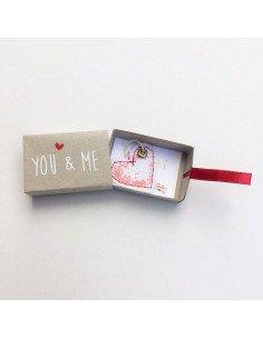 "Boîte ""You & Me"" | Räder Design"