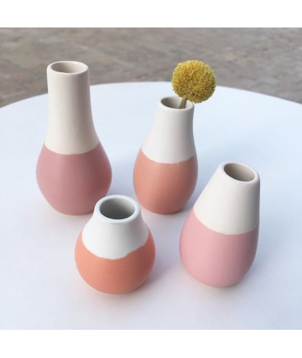 Set mini vases roses | Räder Design