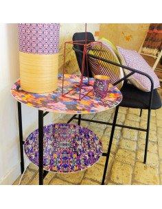 MARISKA MEIJERS Pieds de table Plateaux 45 et 38 cm