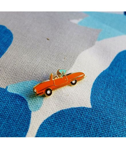RIFLE PAPER CO Pin's Dolce Vita
