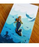 RIFLE PAPER CO Pin's Sirène