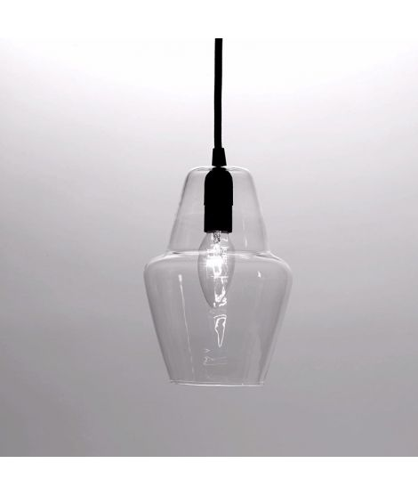 Serax Suspension verre transparent luminaire