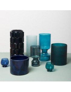 URBAN NATURE CULTURE Vase Verre Vert Sapin