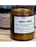 WABI-SABI Bougie Kôchi