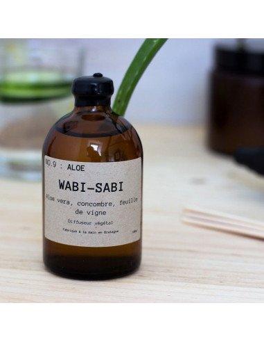 WABI-SABI Diffuseur Végétal Aloe