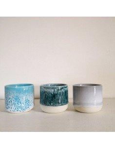 STUDIO ARHOJ sip cup danish winter Tasse expresso coloris hiver danois