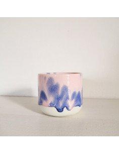 STUDIO ARHOJ sip cup Tasse expresso coloris crépuscule mountain belle