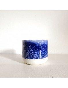 STUDIO ARHOJ sip cupTasse expresso coloris bleu outremer