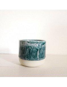 STUDIO ARHOJ sip cup Tasse expresso coloris vert sapin