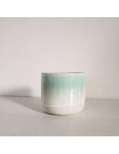 STUDIO ARHOJ sip cup Tasse expresso coloris bambou vert clair