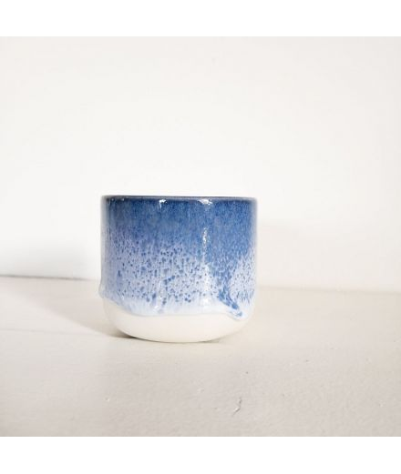 STUDIO ARHOJ sip cup Tasse expresso coloris vague bleue
