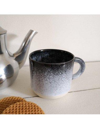 STUDIO ARHOJ chug mug tasse café thé céramique scandinave design danois gris static
