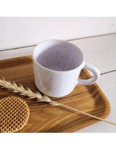 STUDIO ARHOJ chug mug tasse café thé céramique scandinave design danois gris pluie
