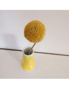 STUDIO ARHOJ Vase Hana Sakura jaune soleil petit modèle