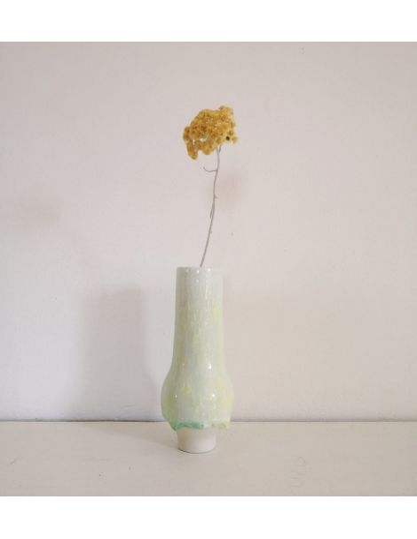 STUDIO ARHOJ Vase Hana Sakura vert pistache petit modèle