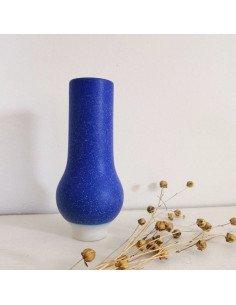 STUDIO ARHOJ Vase Hana Sakura bleu nuit pm