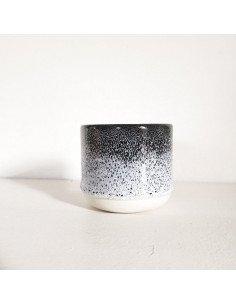 STUDIO ARHOJ sip cup Tasse expresso coloris static gris anthracite