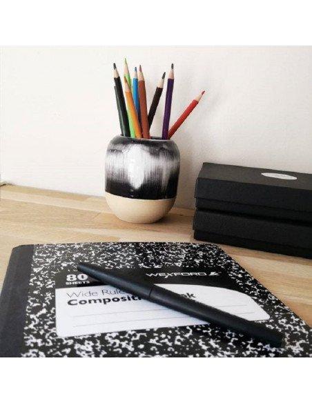 STUDIO ARHOJ Pot à crayons fumée